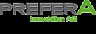 Prefera Immobilien AG logo image