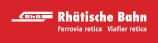 Rhätische Bahn AG (RhB) logo image