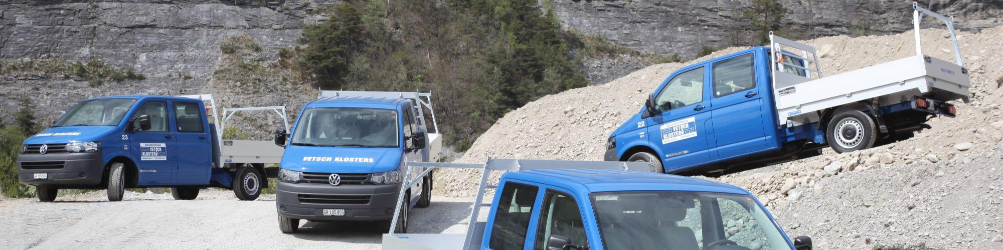 Bauunternehmung Vetsch Klosters AG