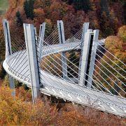Sunniberg-Brücke, Klosters
