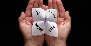Gesucht: Ein Beruf, der auch Berufung ist und sowieso eine gesunde Work-Life-Balance ermöglicht.