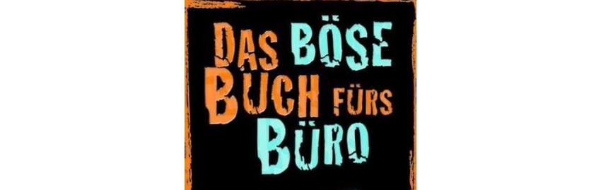 Buchtipp - Das böse Buch fürs Büro  - suedostschweizjobs.ch
