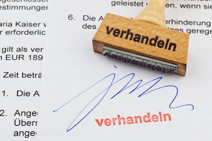 Wie verhalte ich mich bei Lohnverhandlungen - südostschweizjobs.ch