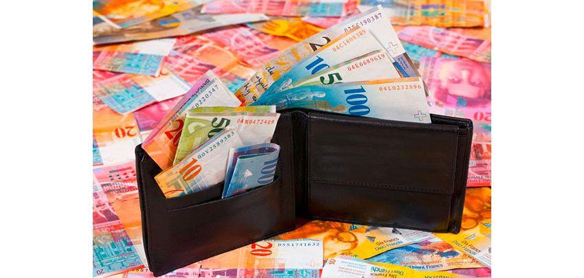 Lohnvorstellung - Wie ist Ihre Gehaltsvorstellungen  - suedostschweizjobs.ch