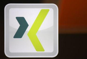 Stellenbewerbung mit dem Xing-Profil - suedostschweizjobs.ch 1