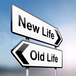 Eine Krise ist auch eine Chance, sein Leben neu auszurichten