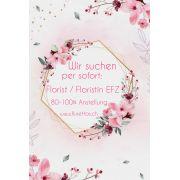 Florist/ Floristin EFZ 80-100% job image